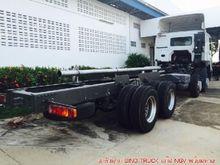 SINO TRUCK tractor trucks + sem