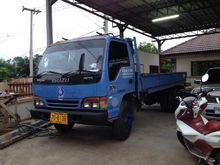 izuzu six-wheel truck, 8913