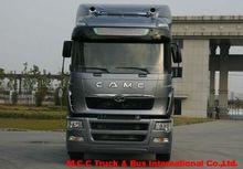 CAMC tractor trucks + semi-7862