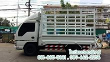 ISUZU-NKR 4 wheel forklift 1140