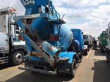 HINO trucks cement 15728