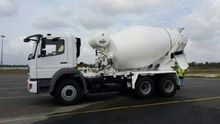 FUSO trucks mortar 9529