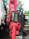 6 wheel truck mounted crane tru