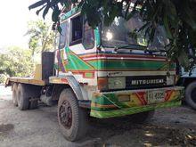 MITSUBISHI tractor trucks + sem