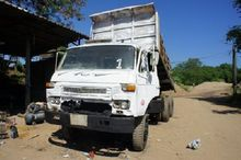 Used Nissan tipper 1