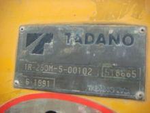 Used TADANO mobile c