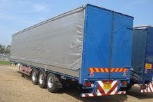 Used Semi-trailer se