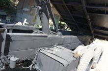 Nissan dump truck 8966