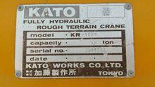 KATO cranes 19321