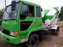 Mitsubishi trucks cement 12443