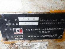 Komutsu loaders 16,526