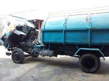 HINO FE trucks, six-wheel 5215.