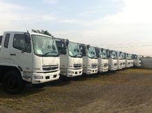 Fuso Truck 7648 Truck wheels.