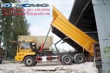 XCMG dump trucks 9389