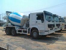 SINOTRUk 7214 Mortar Truck