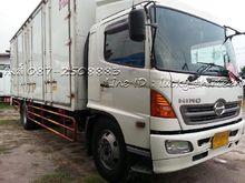 Hino 500 truck 11873 Six.