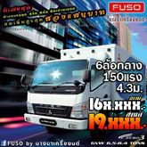 FUSO Truck Tractor 6558