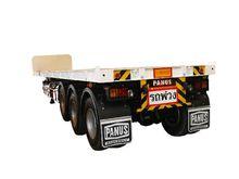 Panus, RCK + semi-trailers was