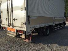 Cool six-wheel truck hino 13920