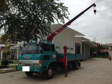 HINO Truck Tractor 9132