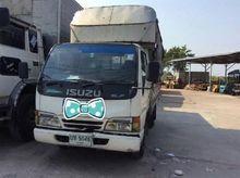 ISUZU 4 wheel forklift 11750