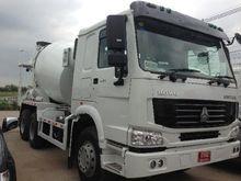 SINOTRUK tipper trucks 4715