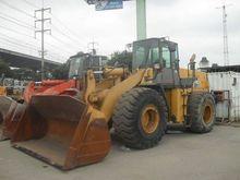 TCM wheel loaders 15,398