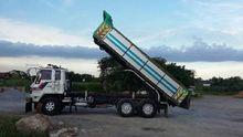 ISUZU dump trucks 9867