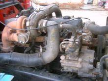 HINO six-wheel trucks 6196