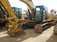 2013 Caterpillar Inc. 320EL