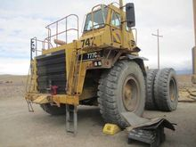1994 Caterpillar Inc. 777C WT
