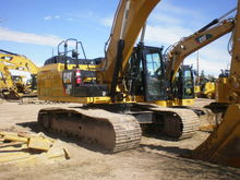 2013 Caterpillar Inc. 336EL HYB