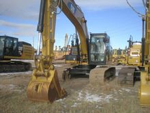 2014 Caterpillar Inc. 320EL