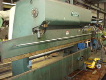 WISCONSIN 14' X 45 TON PRESS BR