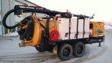 2012 LP855 Vacuum Excavator