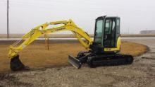 2011 Yanmar VI045 Excavator-Min