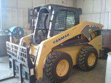 2012 Yanmar S270V Skid Steer