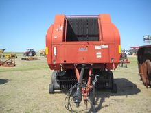 Used Case IH RBX562