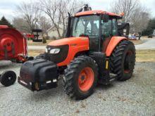 2013 Kubota M108SDSC Tractor