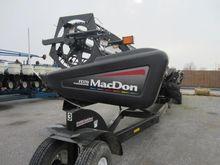 2010 MacDon FD70 Header/Platfor
