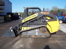 2012 New Holland C238 Skid Stee