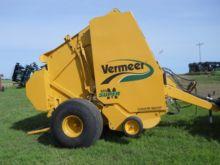 Vermeer 605SM Baler-Round