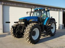 2003 New Holland TM190 Tractor