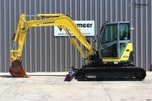 2012 Yanmar VIO80 Excavator-Min