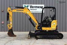 2013 Yanmar VIO35 Excavator-Min
