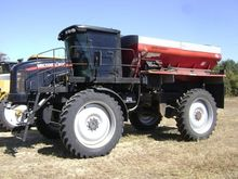 2009 VECTOR 300 Dry Fertilizer-