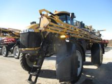 2014 Ag Chem RG1100 Sprayer-Sel