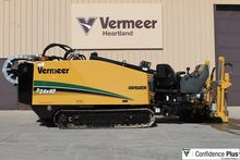 2012 Vermeer D24x40II Direction