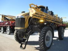 2012 Ag Chem RG1300 Sprayer-Sel
