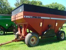 1994 Brent 640 Gravity Box